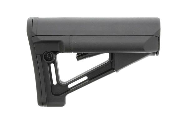 magpul str mil-spec black stock