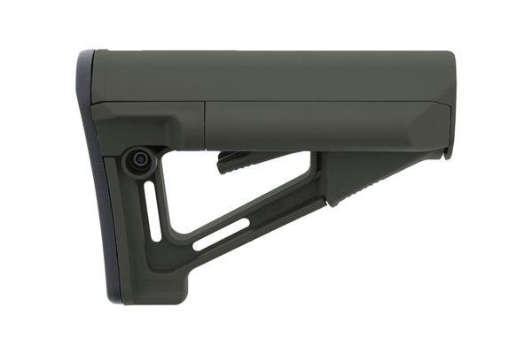 magpul str mil-spec od green stock