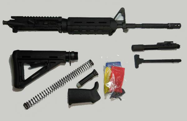 Magpul carbine m4 Rifle Kit with a2 front sight base