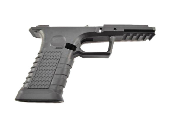 Polymer80 Pistol Frame Kit Compatible With Glock 17, 17L, 22, 24, 31, 34,  35 Polymer