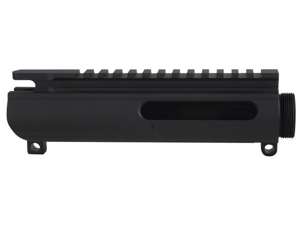 AR-15 Stripped Upper Receiver Slick Sided