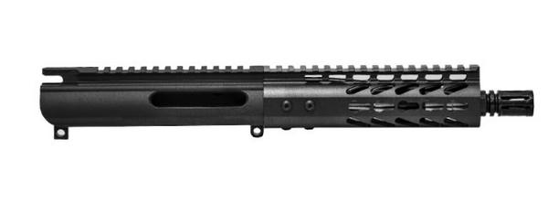7.5 inch 5.56 pistol upper with Stainless Steel Barrel