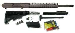 308 dpms complete rifle kit tungsten grey