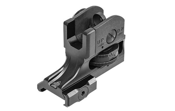 Leapers UTG Super Slim AR-15 Fixed Rear Sight