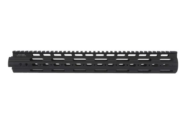 "utg leapers 15"" super slim free float handguard"