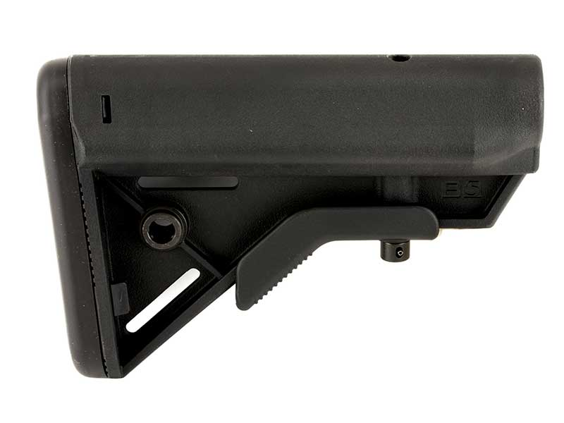 B5 Bravo Stock by B5 Systems in Black