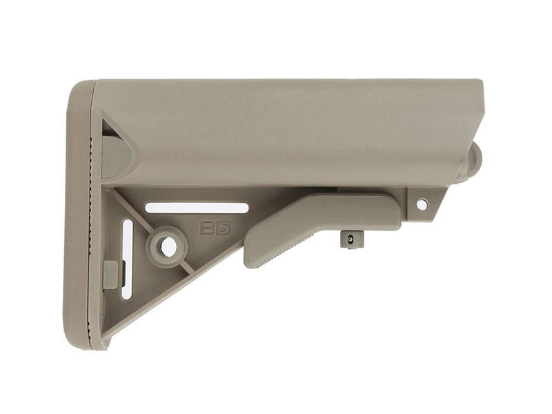 B5 Systems Bravo Stock in Flat Dark Earth - FDE