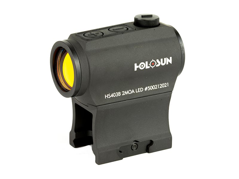 Holosun HS403B 2MOA Red Dot Sight in Black