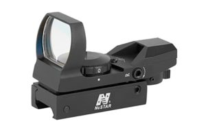 NcSTAR D4B Four Reticle Reflex Optic