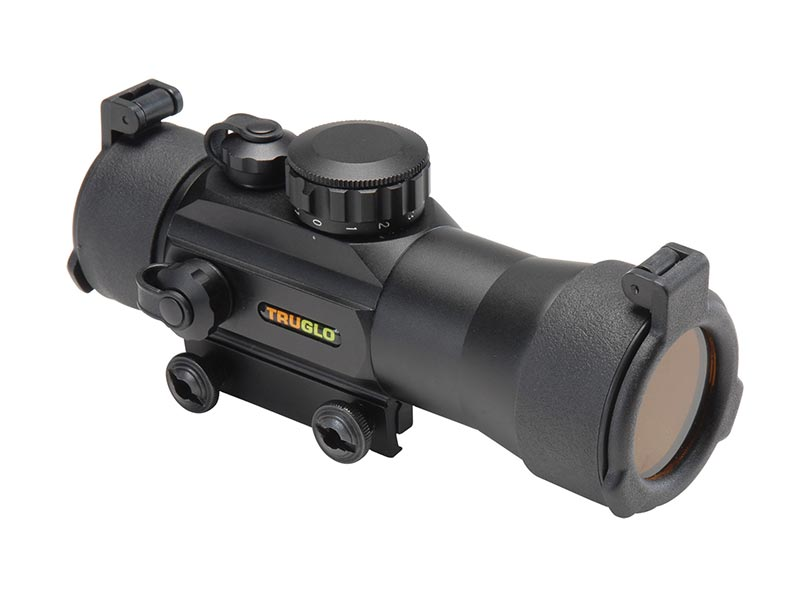 TRUGLO 2x42MM 5 MOA Red Dot Sight in Black TG8030B2