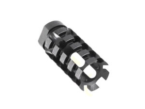 308 / ar-10 flash hider with pineapple shape circular cuts