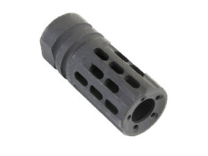 ar-15 muzzle brake multi ported to combat muzzle rise