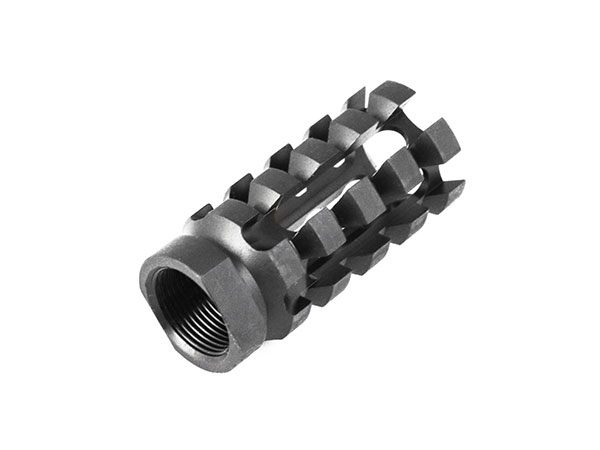 ar-15 pineapple shape flash hider
