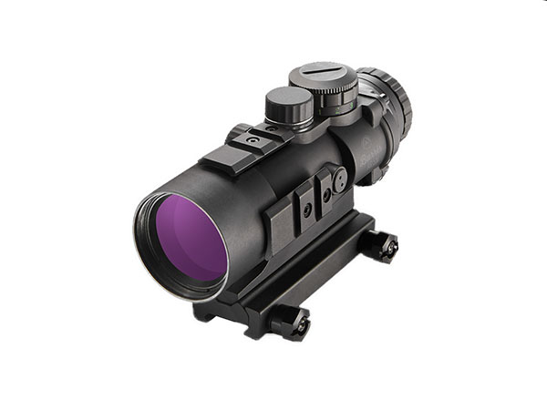 burris AR-536 5X Prism Scope with Ballistic CQ Reticle