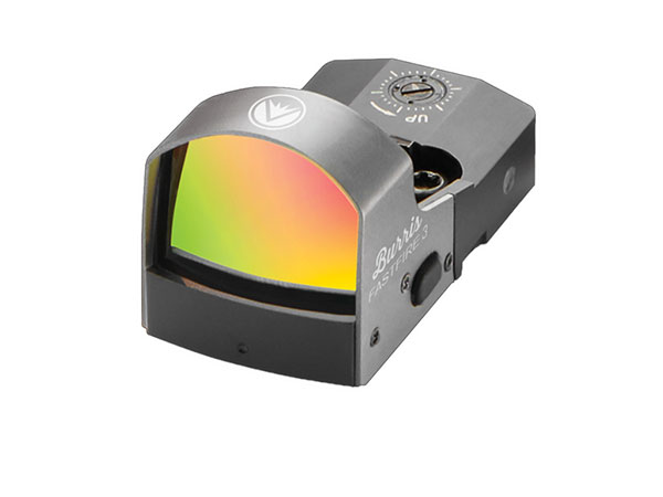 burris fastfire 3 reflex sight 3 moa picatinny mount