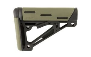 hogue overmolded ar-15/m16 buttstock mil-spec od green