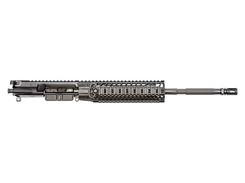 "spikes tactical 16 inch AR-15 M4 Upper with 9"" quad rail handguard and bolt carrier group"
