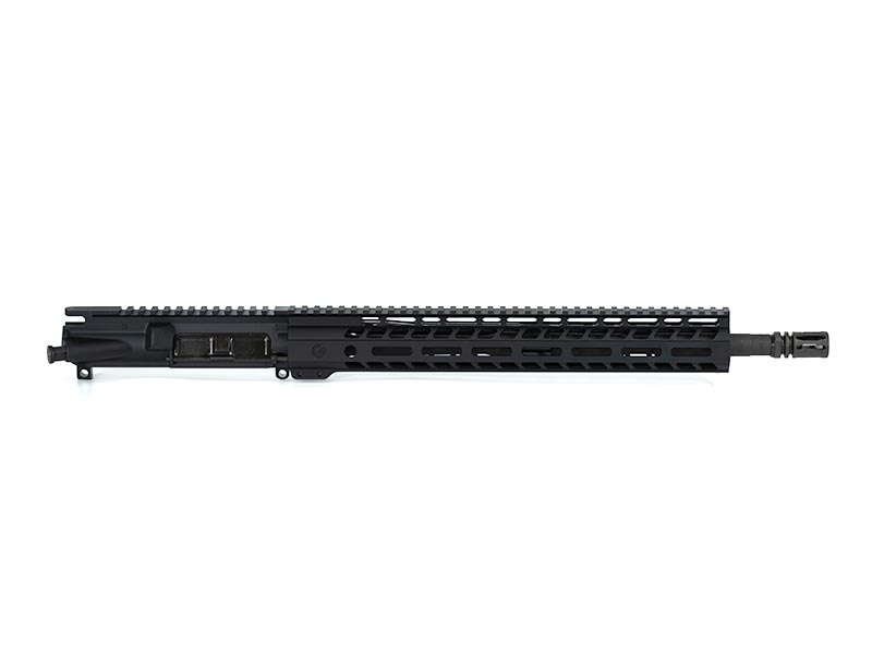 "ghost rifles grid defense 16 inch 5.56 upper with 14"" m-lok handguard black"