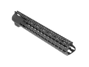 aim sports 13.5 high profile .308 keymod handguard black