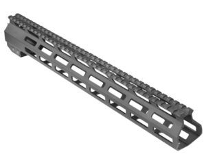 "Aim Sports 15"" High Profile 308 DPMS M-LOK Free Float Handguard - Black"