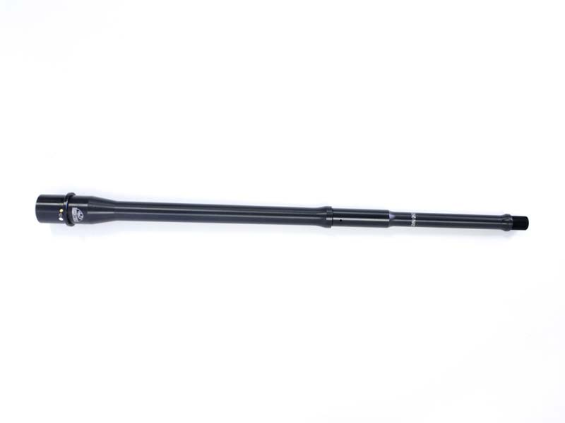 "Faxon Firearms 5.56 16"" Mid-Length AR-15 Barrel with Gunner Profile in Black Nitride"