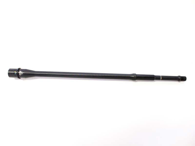 "Faxon Firearms 5.56 18"" Rifle-Length AR-15 Barrel with Gunner Profile in Black Nitride"