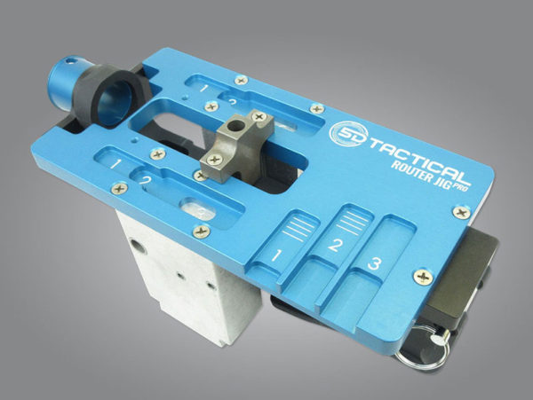 5D Tactical  308/AR-10 Router Jig PRO - 80% Lower Receiver Jig