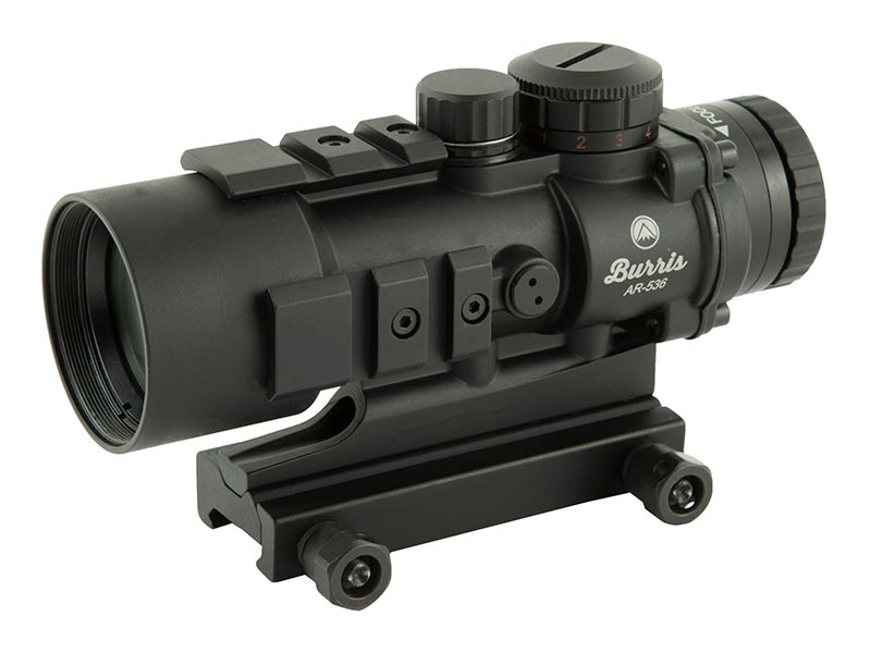 Burris AR-536 5x 36mm Tactical Red Dot Sight