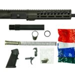 Ghost Firearms Elite 10.5″ 5.56 NATO Pistol Kit in Olive Drab OD Green