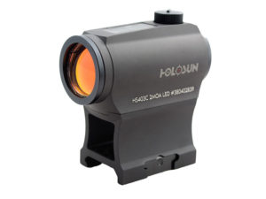 Holosun Solar Micro Red Dot Sight