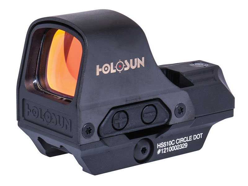 Holosun Circle Dot Open Reflex Sight