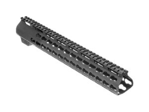 AIM Sports AR-308/AR-10 15″ High Keymod Handguard – Black