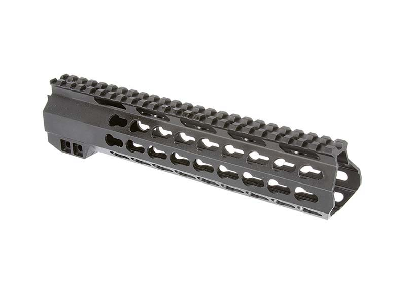 "AIM Sports AR-15/M4 10"" Keymod Gen-II Handguard - Black"