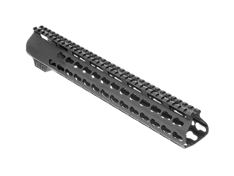 "AIM Sports AR-15/M4 13.5"" Keymod Handguard in Black"