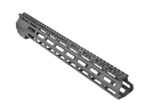 "AIM Sports AR-308/AR-10 13.5"" Low MLOK Handguard - Black"