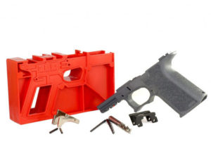 PF940CV1 80% Polymer Compact Pistol Frame Kit in FDE Flat Dark Earth