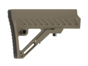 Leapers UTG Pro AR-15 Ops Read S2 MIL-SPEC Stock Kit in Flat Dark Earth FDE