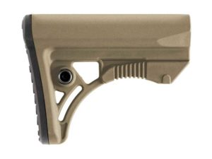 Leapers UTG Pro AR-15 Ops Ready S3 Stock in Flat Dark Earth FDE