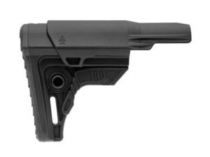 Leapers UTG Pro AR-15 Ops Ready S4 Stock in Black
