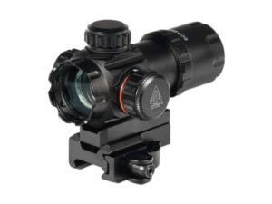 "Leapers UTG 3.9"" ITA Green/Red Dot CQB with QD Mount"