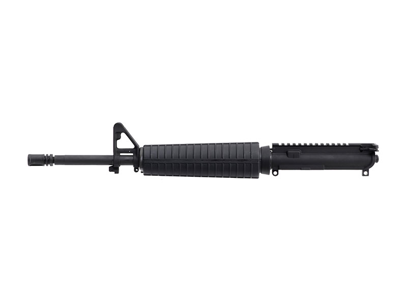 "Spike's Tactical 16"" 5.56 NATO LE Complete Upper A2 Handguard - Black"