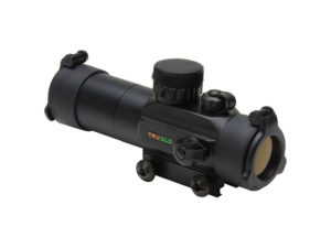 TRUGLO 30mm Dual Color Tactical Red Dot Sight