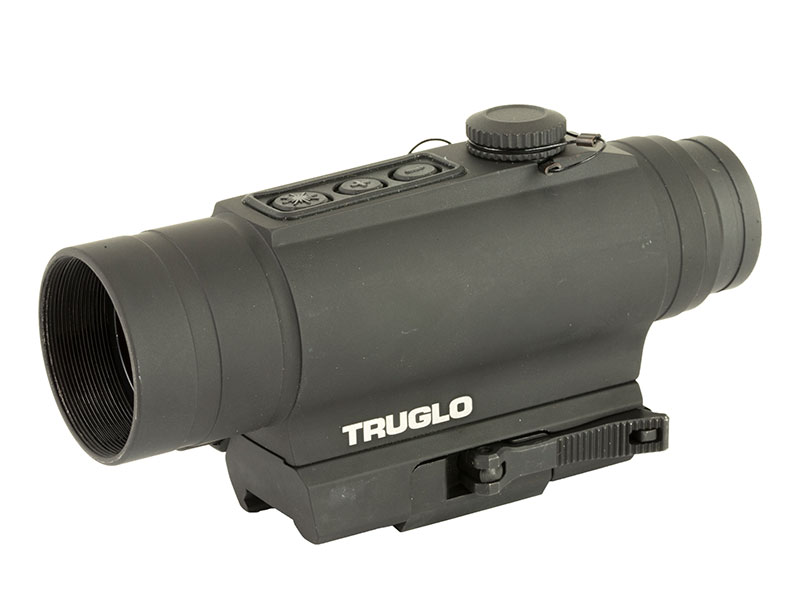 TRUGLO Tru-Tec 30mm Red Dot Sight