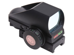 TRUGLO Tru-Brite Dual Color Multi-Reticle Red Dot Sight