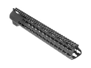 AIM Sports AR-308/AR-10 Low Keymod Handguard - Black