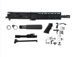 "ghost rifles 10.5"" 300 blackout pistol kit m-lok handguard"