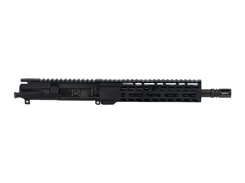 "Ghost Firearms Vital 10.5"" 300 Blackout Pistol Upper (No BCG, No Charging Handle) - Black"