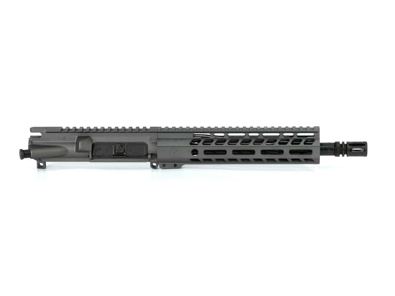 Ghost Firearms Elite 10.5″ 5.56 NATO Pistol Upper (No BCG, No Charging Handle) – Tungsten Grey