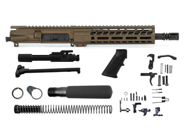 ghost-firearms-105-556-pistol-kit-burnt-bronze