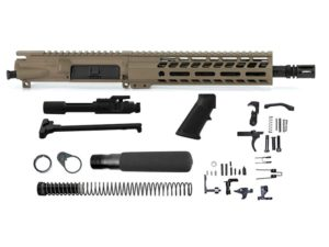 Ghost Firearms Elite 10.5″ 5.56 NATO Pistol Kit – Flat Dark Earth FDE